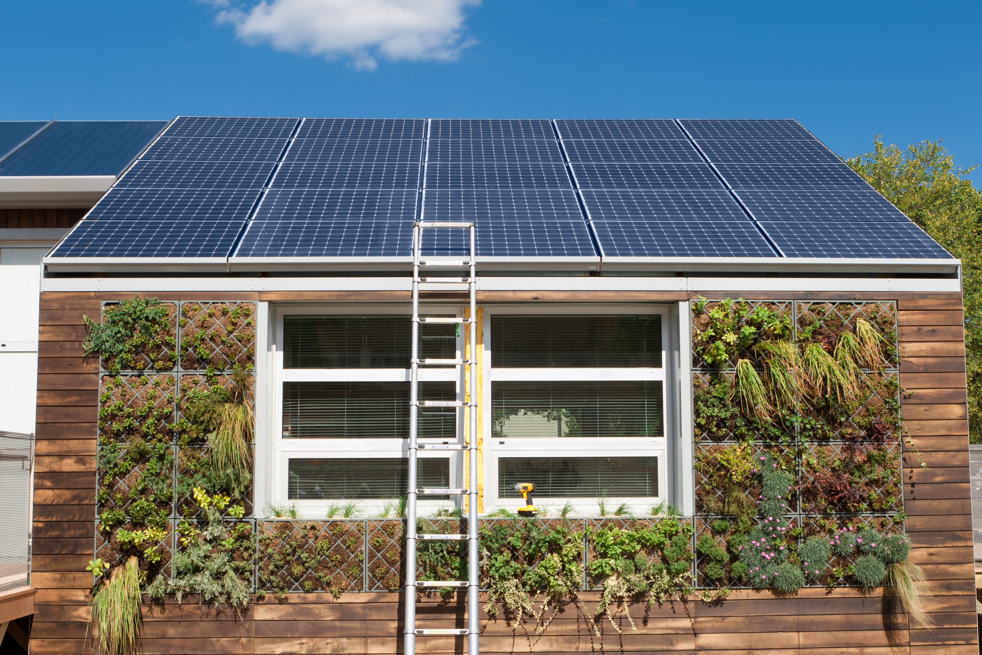 maison ecologique cologie technologie dcouvrez la maison de demain with maison ecologique. Black Bedroom Furniture Sets. Home Design Ideas
